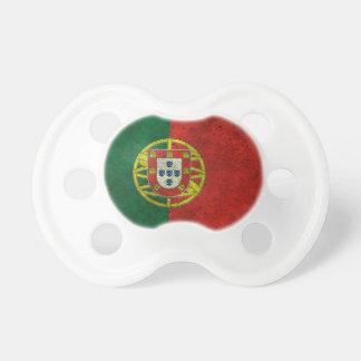 Portuguese Flag Aged Steel Effect Dummy