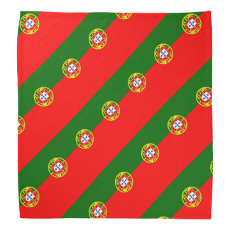 Portuguese flag bandana | Colors of Portugal