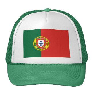 Portuguese flag hat