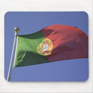 Portuguese Flag RF) Mouse Pad