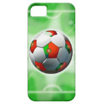 Portuguese Football / Soccer iPhone 5 Case