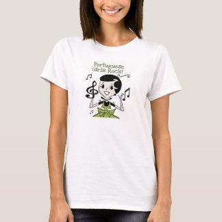 Portuguese Girls Rock T-Shirt