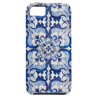 Portuguese Glazed Tiles Case For The iPhone 5