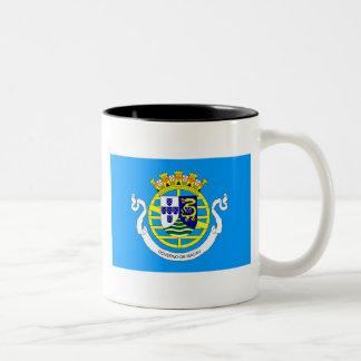 Portuguese Macau coffee mug