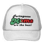 Portuguese Moms Hat Mesh Hat
