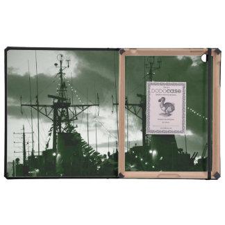 Portuguese Navy frigates iPad Folio Case