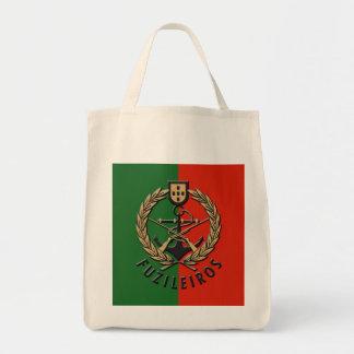 "Portuguese Navy Marines ""Fuzileiros"" Tote Bags"