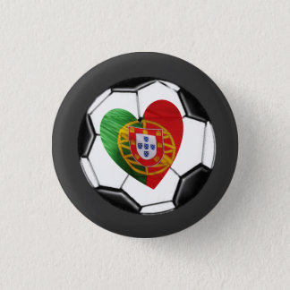 Portuguese: pin flag & heart