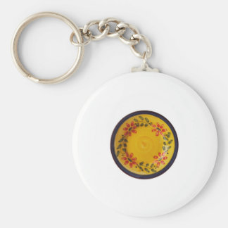 Portuguese Pottery Key Ring