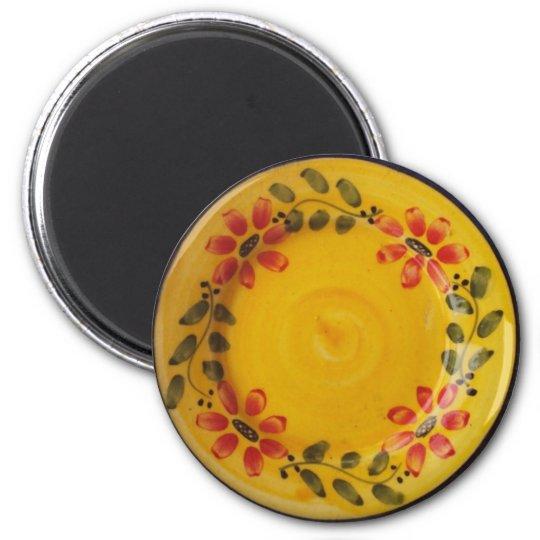 Portuguese Pottery Magnet