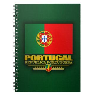 Portuguese Pride Notebook