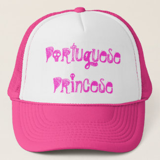 Portuguese Princese Trucker Hat