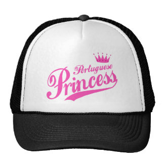 Portuguese Princess Cap