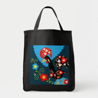 Portuguese Rooster Tote Bag