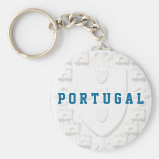 Portuguese symbology key ring