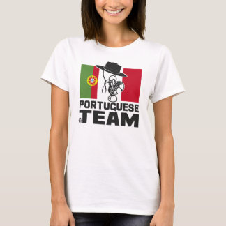 PORTUGUESE TEAM 2 Woman T-Shirt