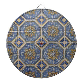 Portuguese tile dartboards