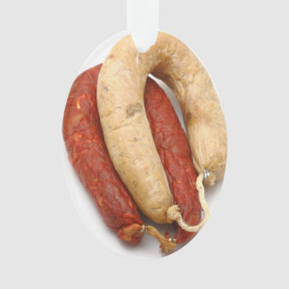 Portuguese typical sausages