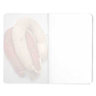 Portuguese typical sausages journal