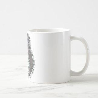 Portuguese water dog 001 coffee mug