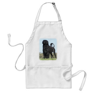 Portuguese Water Dog 9Y510D-061 Standard Apron