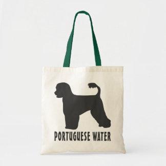 Portuguese Water Dog Budget Tote Bag