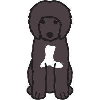 Portuguese Water Dog Cartoon Photo Cutout