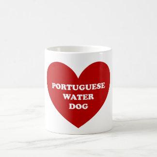 Portuguese Water Dog Coffee Mug