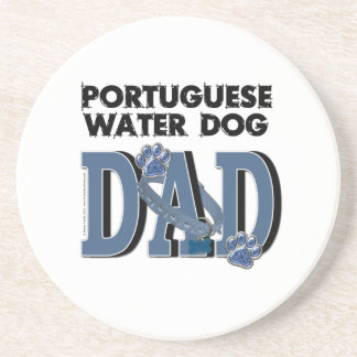 Portuguese Water Dog DAD Coasters