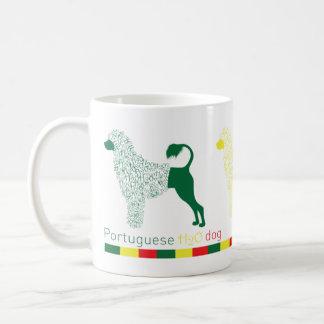 Portuguese Water Dog mug