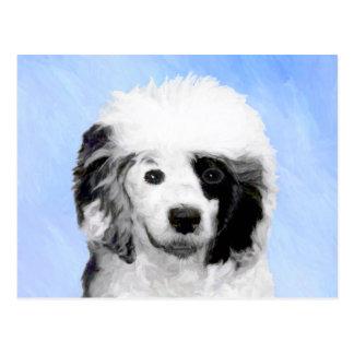 Portuguese Water Dog Postcard