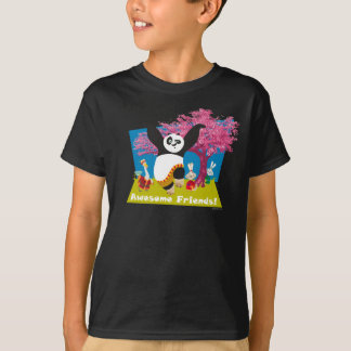 Po's Awesome Friends T-Shirt