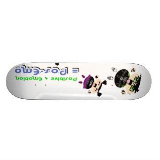 Pos-Emo board 20 Cm Skateboard Deck