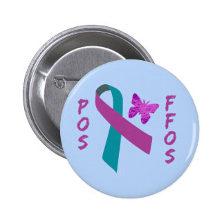 POS-FFOS Suicide Survivors Ribbon & Butterfly Pinback Buttons
