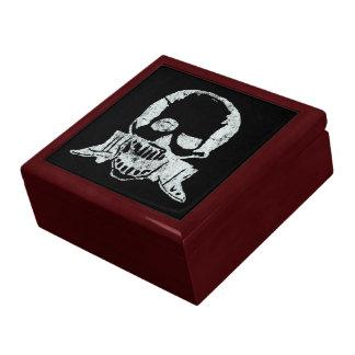 Posada Calavera Boots and Skull Gift Box