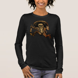 Posada day of the dead long sleeve long sleeve T-Shirt