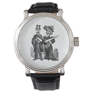 Posada Skeleton Couple Watch
