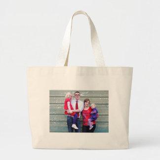 Pose 2 canvas bag
