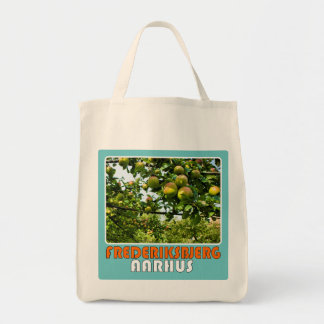Pose - Æbler Grocery Tote Bag