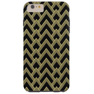 Posh Angles Modern Geometric Pattern Tough iPhone 6 Plus Case