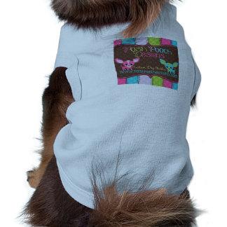 Posh Pooch Designs XS Dog T- Shirt Sleeveless Dog Shirt