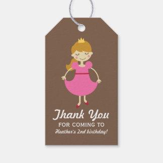 Posh Princess Gift Tags