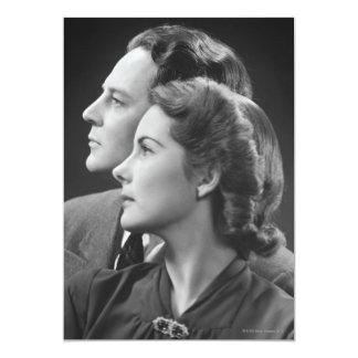 Posing Couple Card
