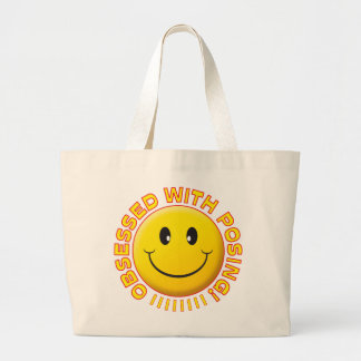 Posing Obsessed Smile Bags