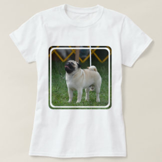 Posing Pug T-Shirt