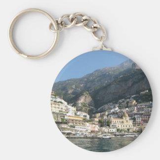 Positano Beauty Key Ring