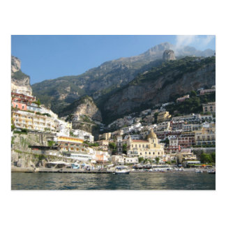 Positano Beauty Postcard