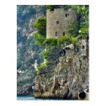 Positano, Italy - Relic II Postcard