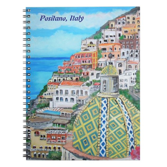 Positano Notebook