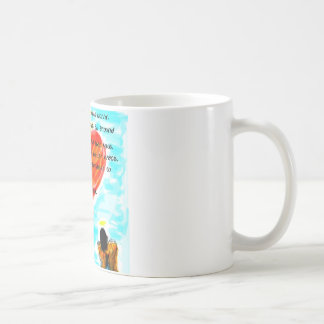 Positive affirmations coffee mug
